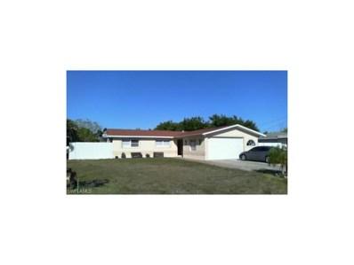 410 15th AVE, Cape Coral, FL 33909 - MLS#: 217075966