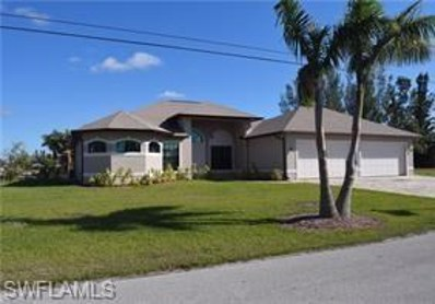 3507 17th PL, Cape Coral, FL 33914 - MLS#: 217076709