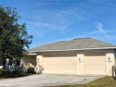 26162 Rampart BLVD, Punta Gorda, FL 33983 - MLS#: 217077646