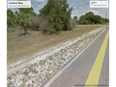 303 Avenida Del Sur, Clewiston, FL 33440 - MLS#: 217077880