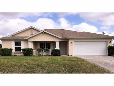 3705 14th AVE, Cape Coral, FL 33909 - MLS#: 217078246