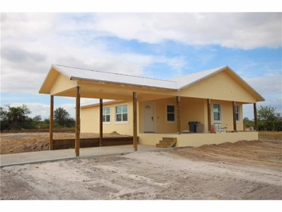 7906 13TH PL, Labelle, FL 33935 - MLS#: 217078766