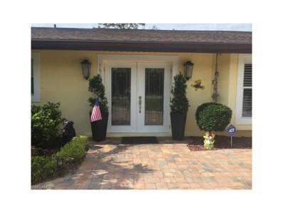 18616 Bartow BLVD, Fort Myers, FL 33967 - MLS#: 217079064