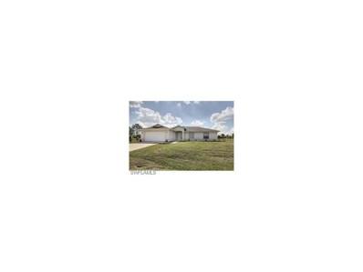 101 12th W ST, Lehigh Acres, FL 33972 - MLS#: 217079344