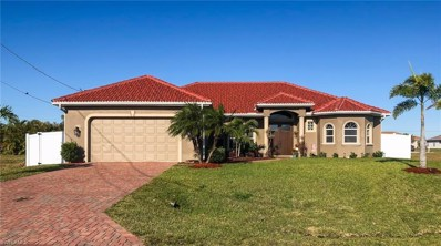 1004 33rd AVE, Cape Coral, FL 33993 - MLS#: 218000278