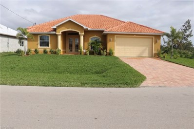 1227 21st AVE, Cape Coral, FL 33991 - MLS#: 218000646