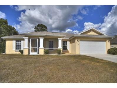 3208 45th W ST, Lehigh Acres, FL 33971 - MLS#: 218001236