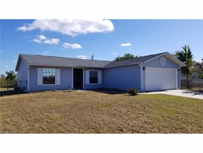 2713 2nd AVE, Cape Coral, FL 33993 - MLS#: 218001273