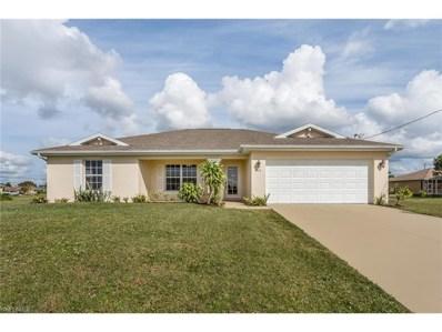 4145 15th AVE, Cape Coral, FL 33909 - MLS#: 218001486
