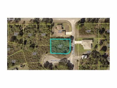 748 Crystal S AVE, Lehigh Acres, FL 33974 - MLS#: 218001600