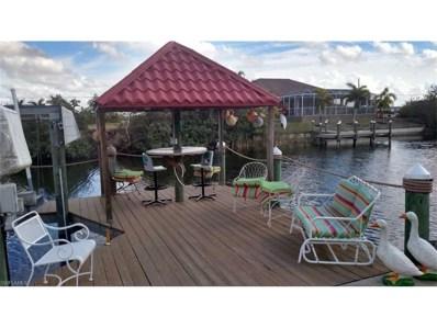1401 14th AVE, Cape Coral, FL 33993 - MLS#: 218002137