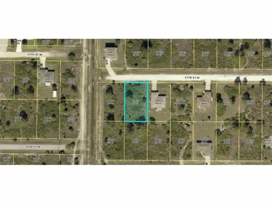 3015 37th W ST, Lehigh Acres, FL 33971 - MLS#: 218002193