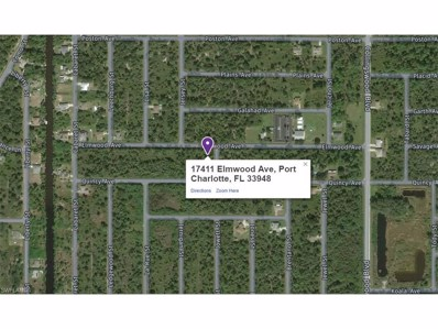 17411 Elmwood AVE, Port Charlotte, FL 33948 - MLS#: 218002281