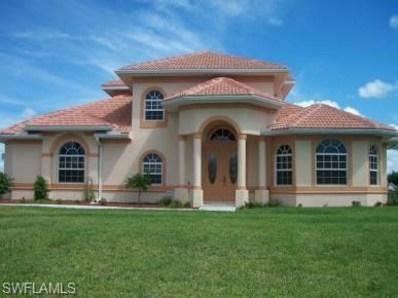 705 Bently E ST, Lehigh Acres, FL 33974 - MLS#: 218002286