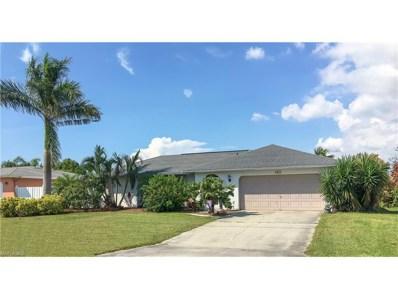 1411 29th ST, Cape Coral, FL 33904 - MLS#: 218002801