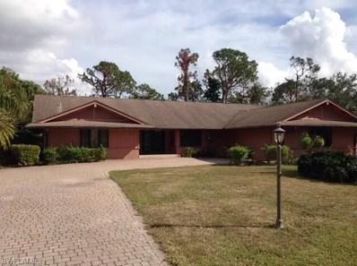 16568 Bear Cub CT, Fort Myers, FL 33908 - MLS#: 218003269