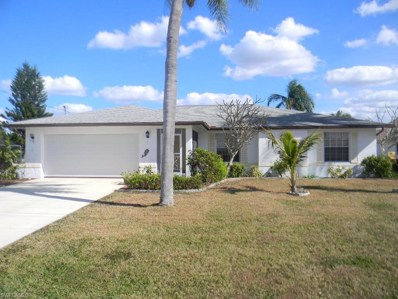 4107 1st AVE, Cape Coral, FL 33904 - MLS#: 218003540
