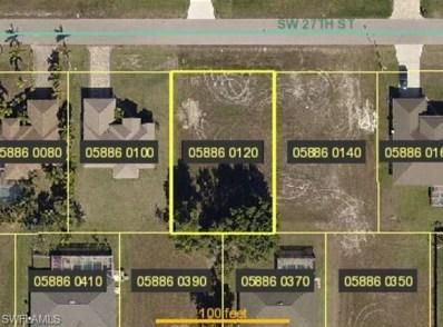 1828 27th ST, Cape Coral, FL 33914 - MLS#: 218003828