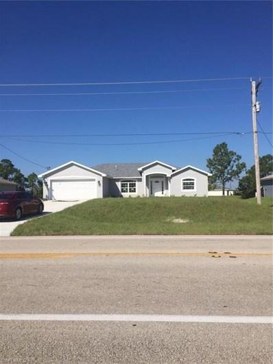 1910 Sunshine S BLVD, Lehigh Acres, FL 33976 - MLS#: 218003963