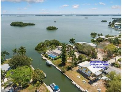 269 Driftwood LN, Fort Myers Beach, FL 33931 - MLS#: 218004026