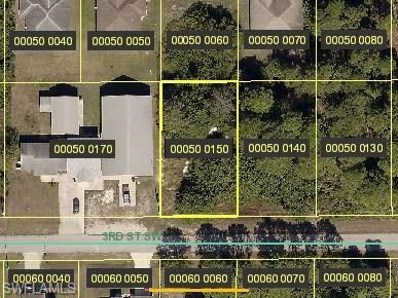 2808 3rd Sw ST, Lehigh Acres, FL 33976 - MLS#: 218004527