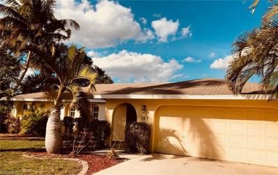 109 41st ST, Cape Coral, FL 33904 - MLS#: 218004726