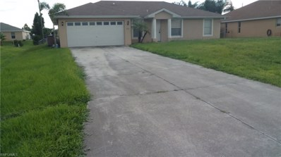818 Chapel AVE, Lehigh Acres, FL 33971 - MLS#: 218004918