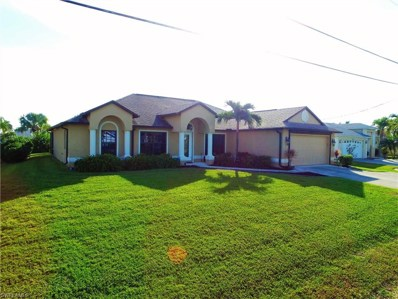 5015 Agualinda BLVD, Cape Coral, FL 33914 - MLS#: 218005399