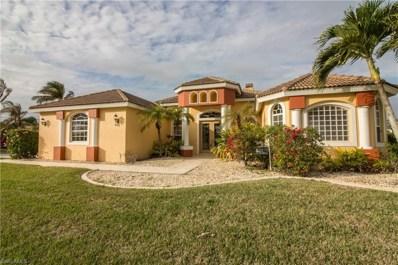 601 21st ST, Cape Coral, FL 33990 - MLS#: 218005720
