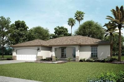 1237 18th AVE, Cape Coral, FL 33991 - MLS#: 218006812