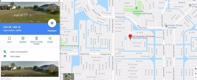220 14th ST, Cape Coral, FL 33990 - MLS#: 218007392