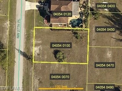 1135 27th PL, Cape Coral, FL 33993 - MLS#: 218007544
