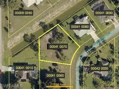107 Sebring CIR, Lehigh Acres, FL 33936 - MLS#: 218007623