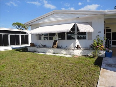612 Pine Grove CT, North Fort Myers, FL 33917 - MLS#: 218007742