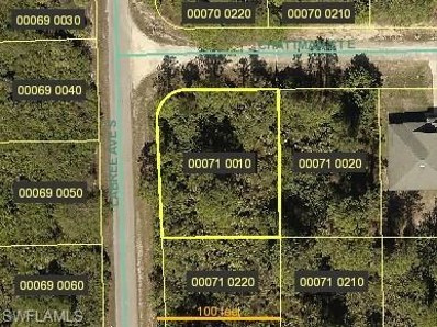 716 Chattman E ST, Lehigh Acres, FL 33974 - MLS#: 218008130