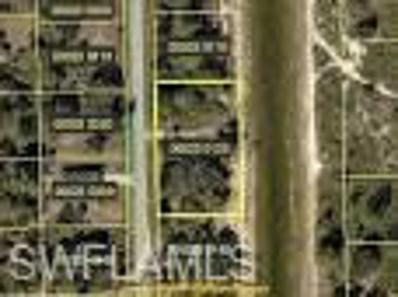 1722 Unice N AVE, Lehigh Acres, FL 33971 - MLS#: 218008139