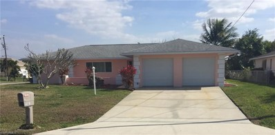 2201 10th PL, Cape Coral, FL 33990 - MLS#: 218008389