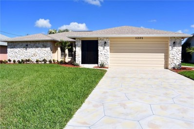 1201 54th LN, Cape Coral, FL 33914 - MLS#: 218008814