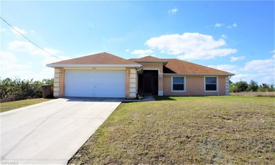 4623 Anita N AVE, Lehigh Acres, FL 33971 - MLS#: 218009326