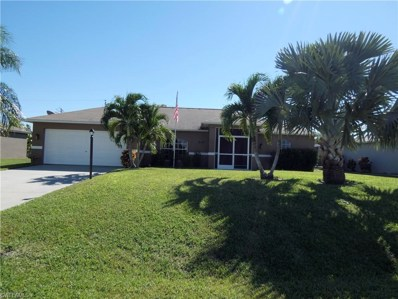 136 30th TER, Cape Coral, FL 33914 - MLS#: 218009534