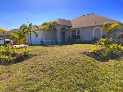 2926 1st AVE, Cape Coral, FL 33914 - MLS#: 218009631