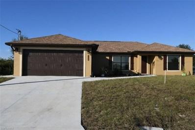 3724 3rd Sw ST, Lehigh Acres, FL 33976 - MLS#: 218010238