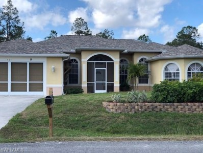 405 Fitch AVE, Lehigh Acres, FL 33972 - MLS#: 218010350