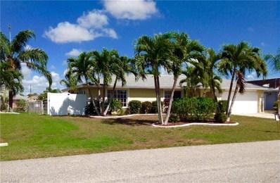 1307 16th ST, Cape Coral, FL 33990 - MLS#: 218010456