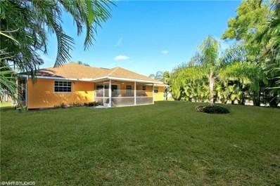3003 12th AVE, Cape Coral, FL 33914 - MLS#: 218010620