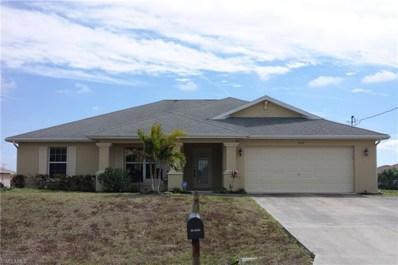 600 Wilmington PKY, Cape Coral, FL 33993 - MLS#: 218010634