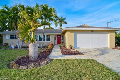 1648 Swan TER, North Fort Myers, FL 33903 - MLS#: 218010708