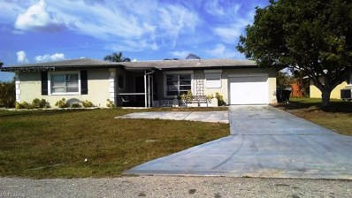 1127 13th TER, Cape Coral, FL 33990 - MLS#: 218010857