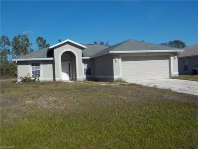 144 Ridgemont DR, Lehigh Acres, FL 33972 - MLS#: 218010966