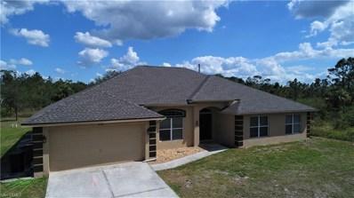 906 Hibiscus AVE, Lehigh Acres, FL 33972 - MLS#: 218011014